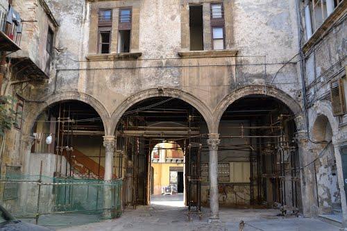 Palazzo oneto di san lorenzo palermo la sicilia in rete for Affitti palermo