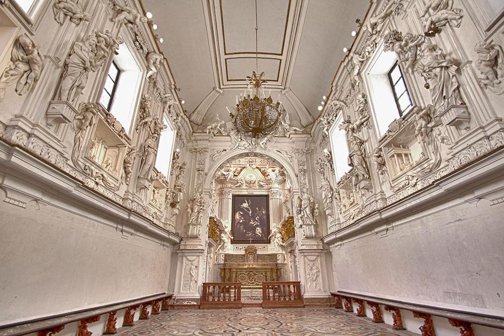 Oratorio di S. Lorenzo - Palermo - La Sicilia in Rete
