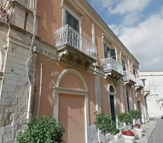 Palazzo Giampiccolo Ragusa (fonte web)