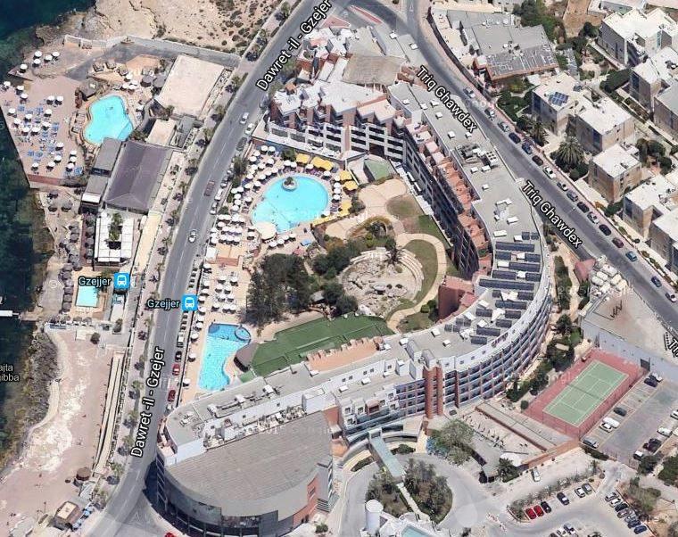 Dolmen resort.JPG