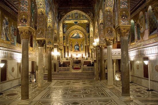 Palazzo Reale o dei Normanni e Cappella Palatina - Palermo.jpg
