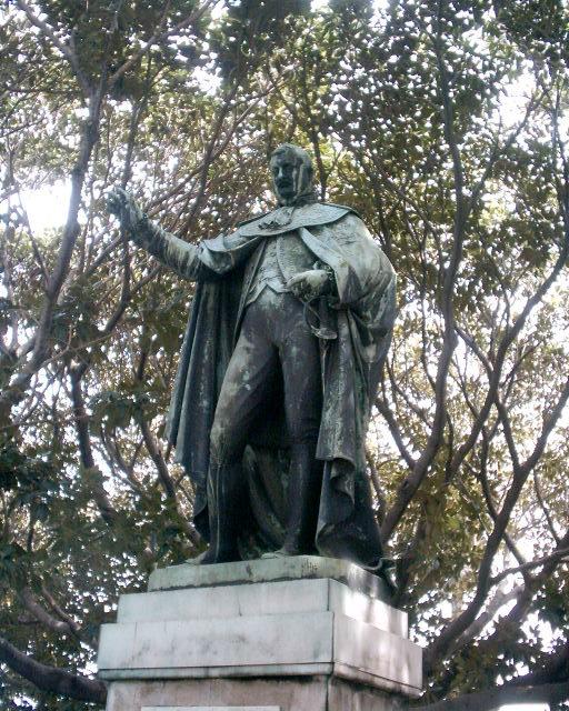 Statua di Ferdinando II di Borbone.JPG