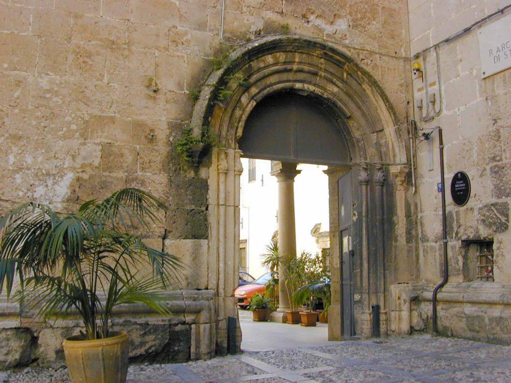 Ex Casa dei PP. Teatini (Archivio di Stato) - Palermo.jpg