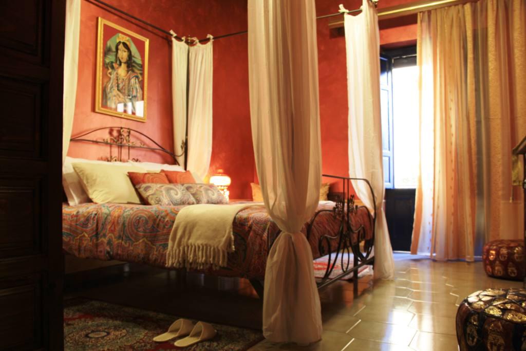 Camera da letto pricipale