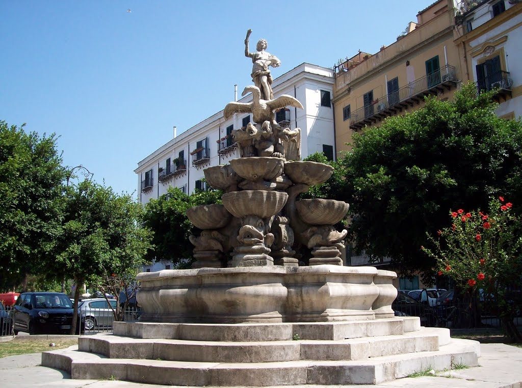 Fontana del Garaffo - Palermo.jpg