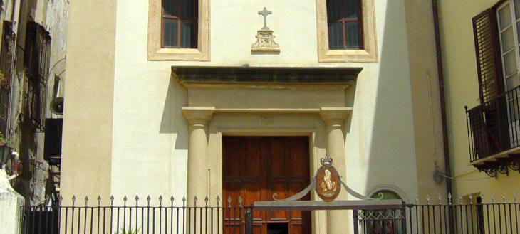 Chiesa della Madonna dell'Itria dei Cocchieri - Palermo.jpg