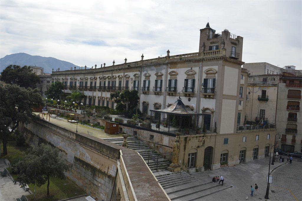 Palazzo Butera e Passeggiata delle Cattive - Palermo .jpg