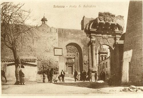 Antiche foto di sciacca la sicilia in rete for Immagini di case antiche