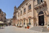 il Commissariato (Palazzo del Comune di Scicli