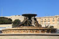 Fontana del Tritone ( Triton Fountain) - Malta (web).jpg