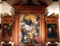 Chiesa dei Cappuccini - Trittico del Novelli