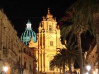 Il Duomo di San Giorgio:notturna
