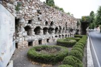 Taormina Necropoli bizantine (Foto di Andrea Jakomin)