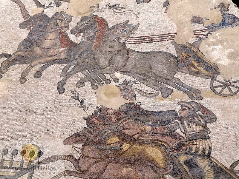 Guida alla Villa Romana del Casale
