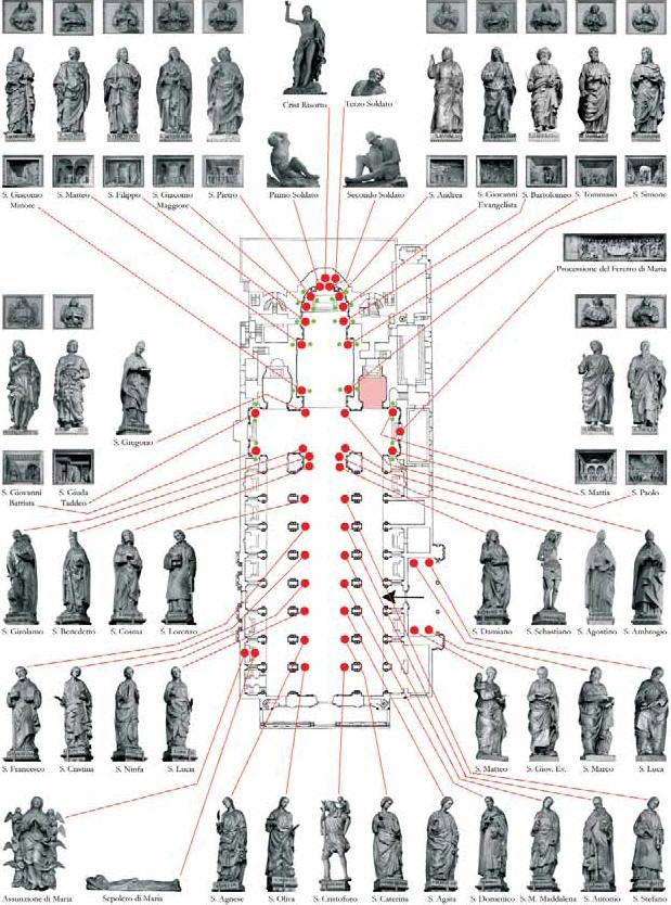 statuecaginicattedralepalermo