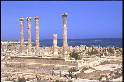 tempio-di-liber-pater-a-sabratha-libia
