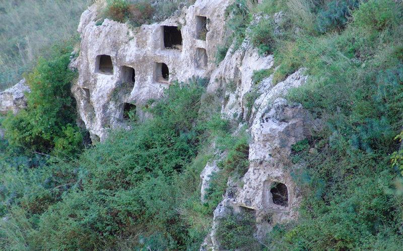 Necropoli nord ovest pantalica