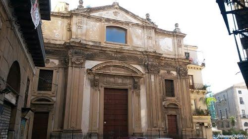 Chiesa di S. Carlo dei Milanesi (San Carlo Borromeo) Palermo