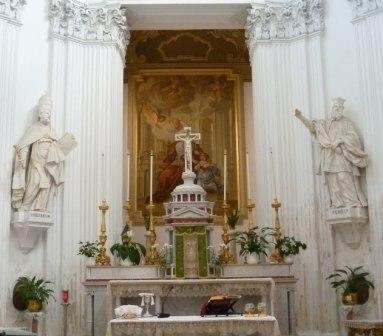 Chiesa di S. Gioacchino - Palermo