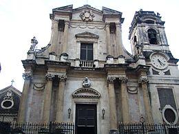 Chiesa di S. Maria dell'Aiuto (o S. Marina) - Catania