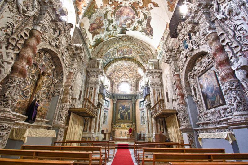Church of S. Maria di Valverde - Palermo