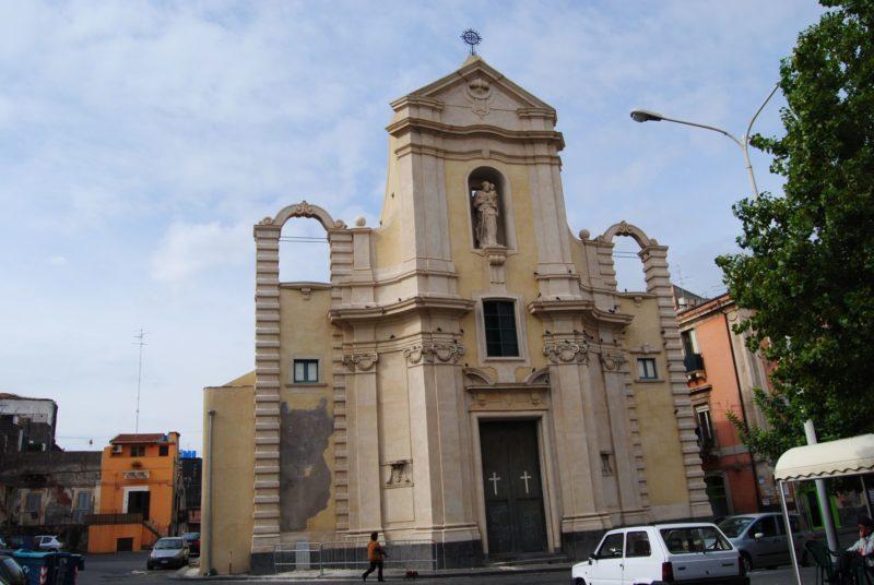 Chiesa di San Giuseppe al Transito - Catania