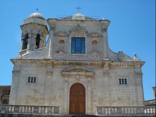 Chiesa di San Michele - Palazzolo Acreide