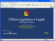 Sicilian Official Gazette-online
