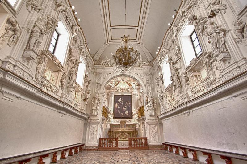 Oratorio di S. Lorenzo - Palermo