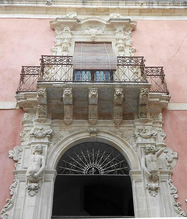 Palazzo Niceforo - Militello in Val di Catania