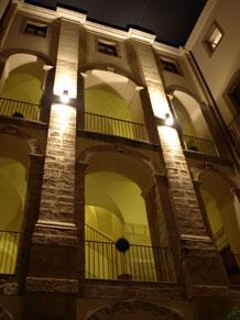 Palazzo Reburdone - Caltagirone