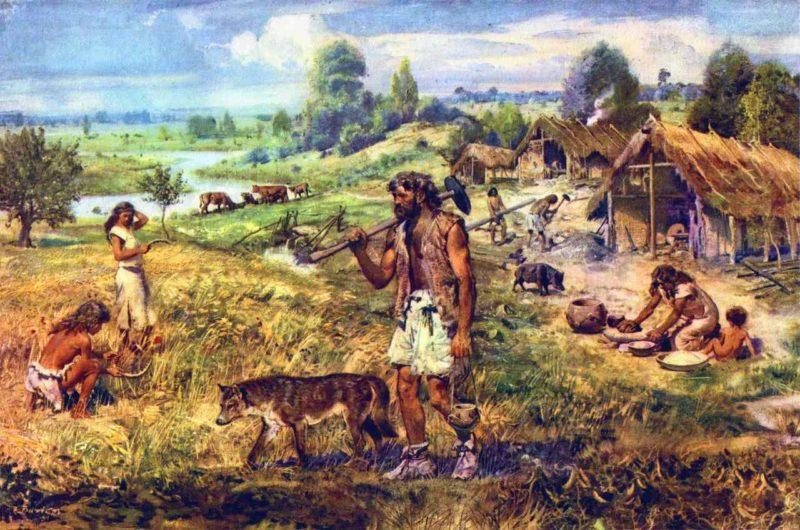 Neolitico e Agricoltura in Sicilia