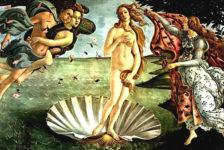 I Luoghi del Mito di Venere nella Carta regionale dei luoghi e dell'identità e della memoria.