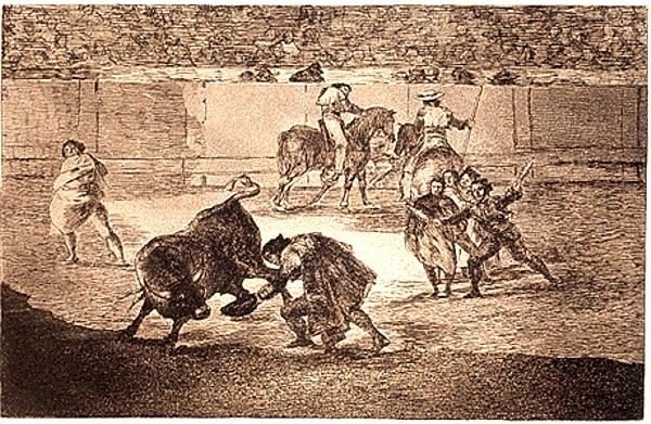 La corrida del 1643 ai Giardini Iblei di Ragusa