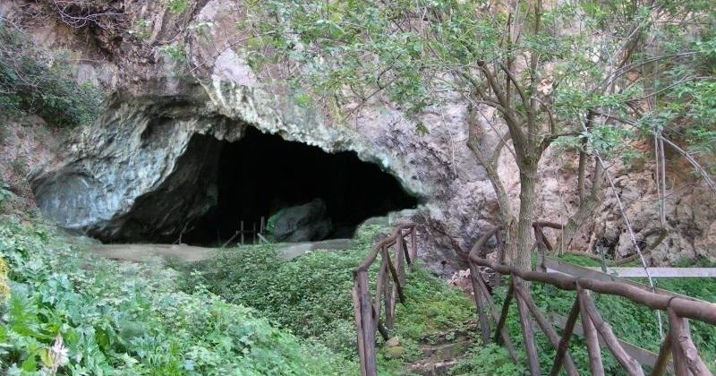 grotta di San Teodoro presso San Fratello