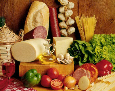 Traditional Agri-food Products Database
