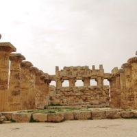 Il Parco archeologico di Selinunte