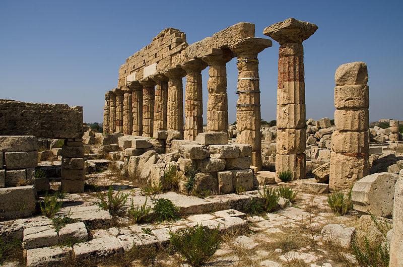 Tempio C (Apollo?)