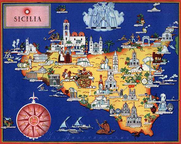 Il Patrimonio Culturale Siciliano