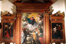 Il trittico dell'Assunzione della Vergine di Pietro Novelli