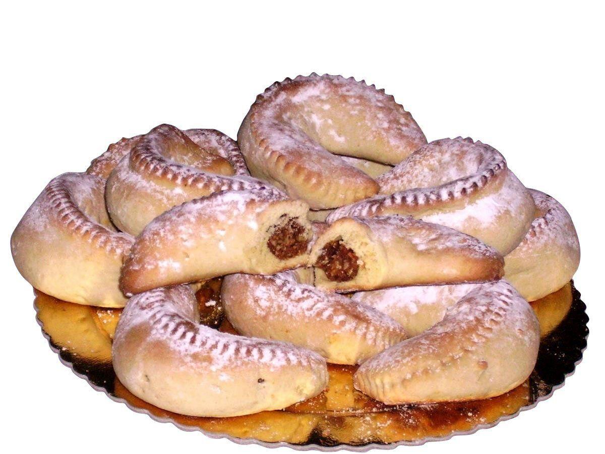 Dolci Siciliani Di Natale.Dolci Natalizi Tipici Siciliani Frutta Secca Cudduri Di Natale