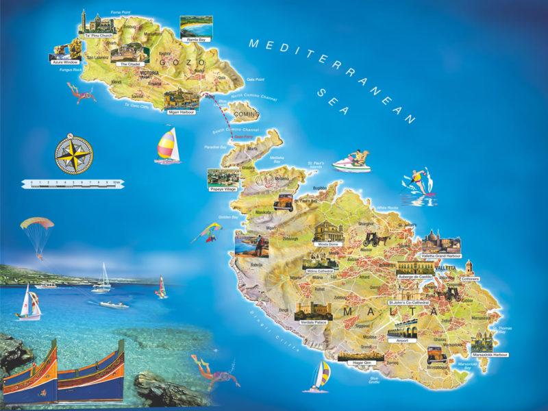 Malta in Rete Ricerca Partner Commerciali