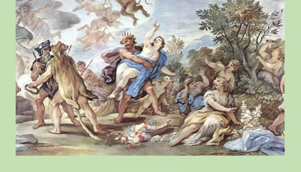 Culti Miti e Leggende dell'Antica Sicilia a cura di Ignazio Caloggero