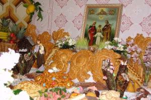 I Pani e le Feste dedicate a San Giuseppe in Sicilia nel Registro REIS